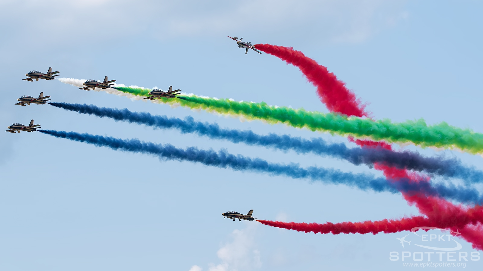 440 - Aermacchi MB-339 NAT (United Arab Emirates - Air Force