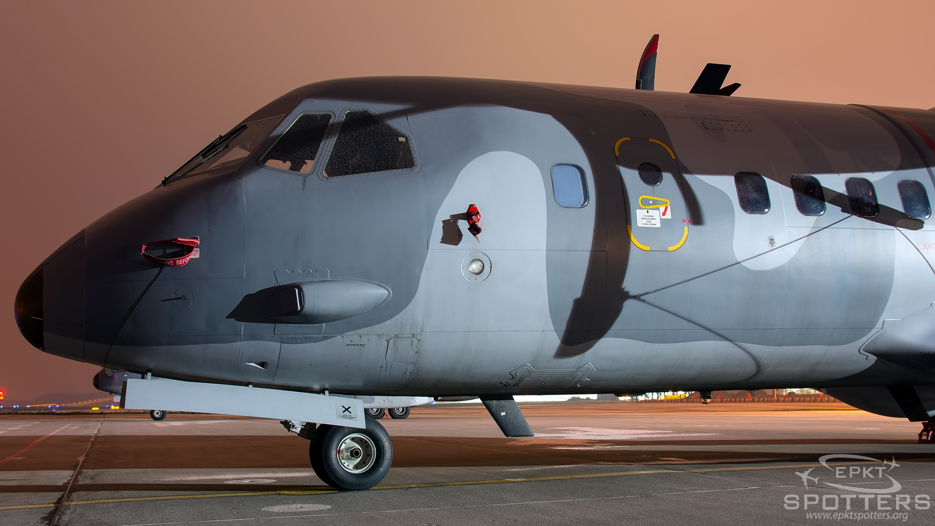 023 - CASA C-295 M (Poland - Air Force) / Balice - Krakow Poland [EPKK/KRK]