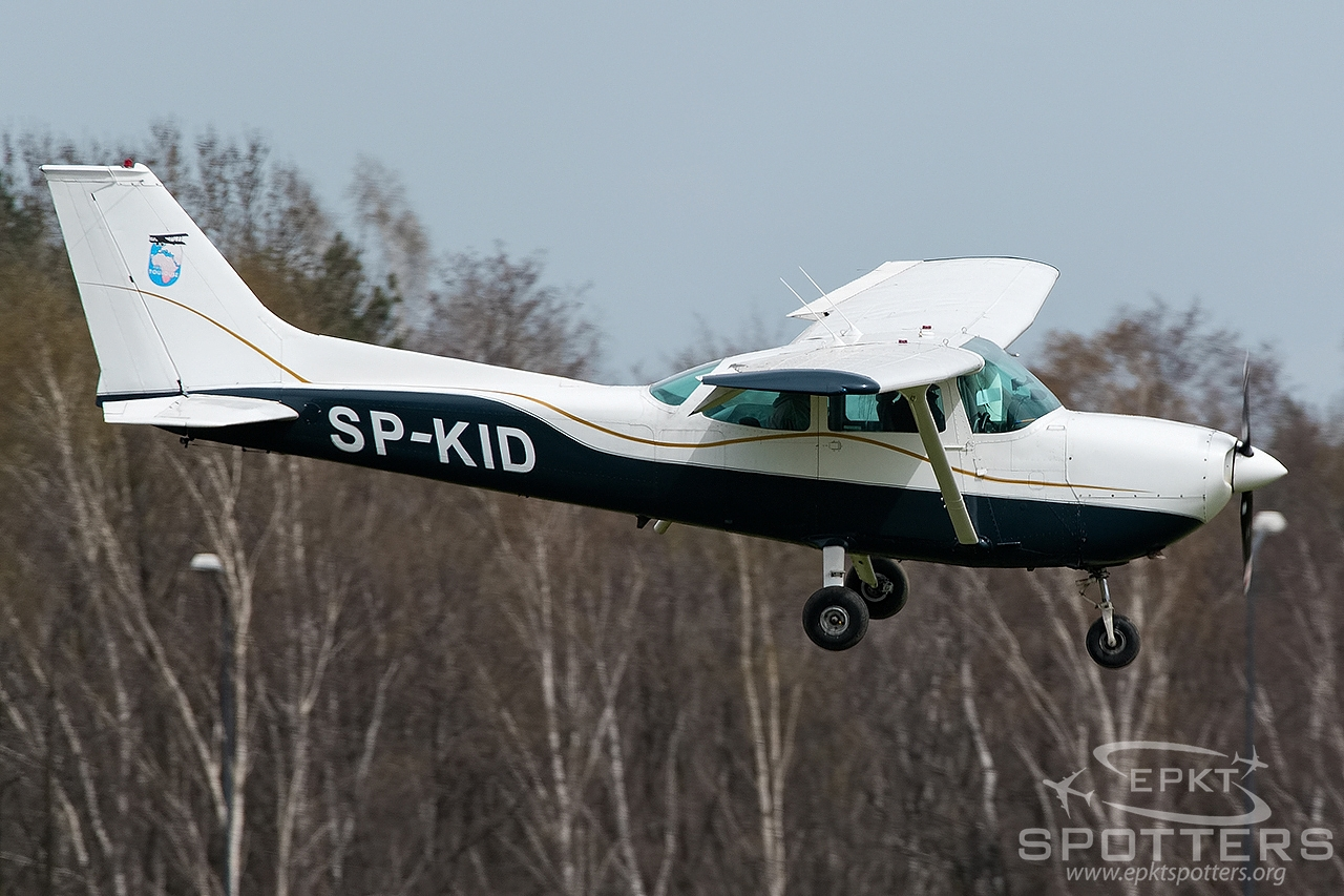 SP-KID - Reims-Cessna FR172 J Reims Rocket (Private) / Gotartowice - Rybnik - Rybnik Poland [EPRG/]