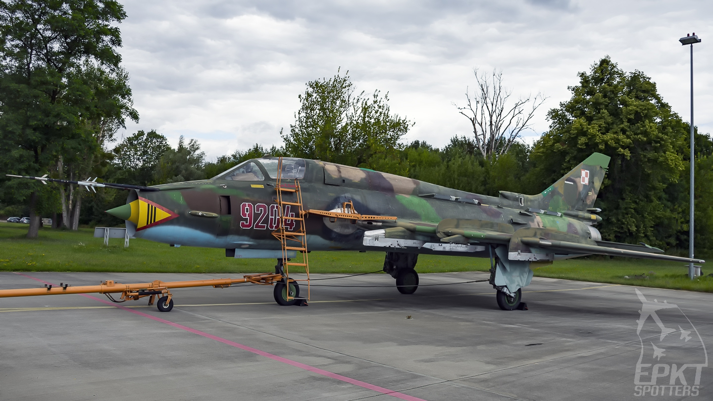9204 - Sukhoi Su-22 M4 (Poland - Air Force) / Malbork - Malbork Poland [EPMB/]