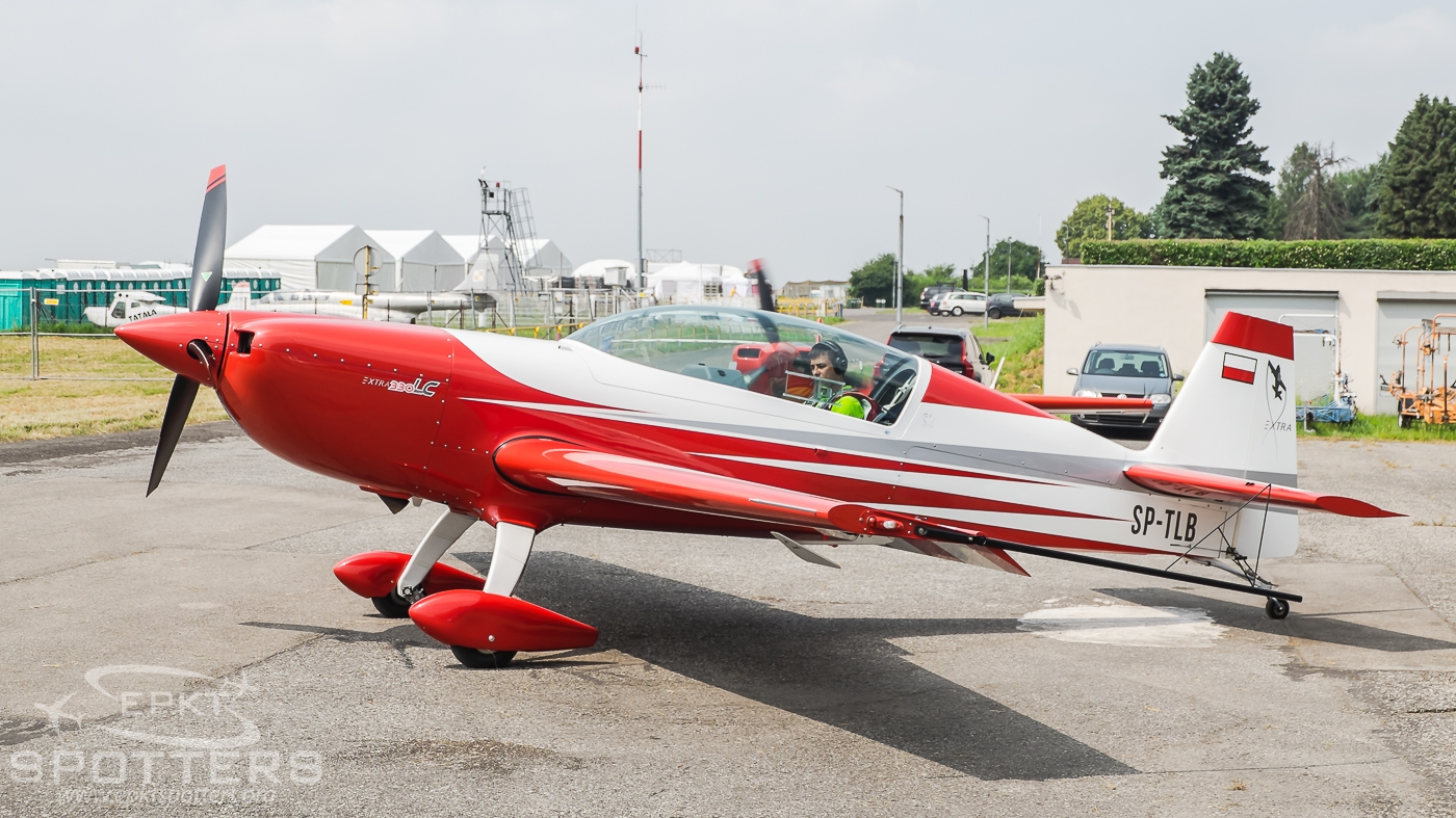 SP-TLB - Extra 330  (Private) / Muchowiec - Katowice Poland [EPKM/]