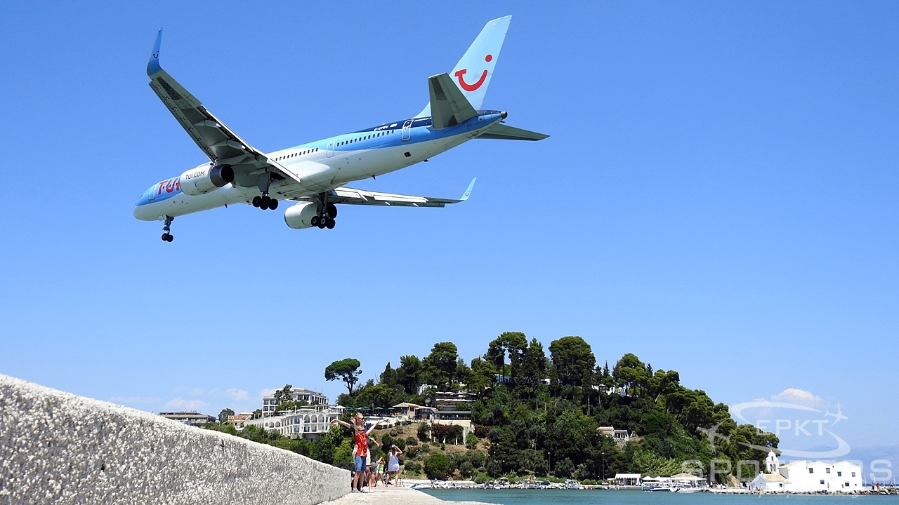 CFU - Airport - Spotting Location  () / Ioannis Kapodistrias Intl - Kerkyra/corfu Greece [LGKR/CFU]