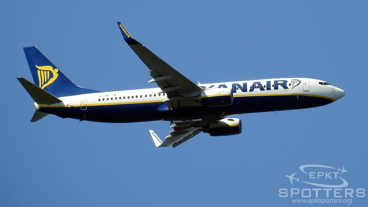 EI-EMN - Boeing 737 -8AS (Ryanair) / Other location - Chechło Poland [/]