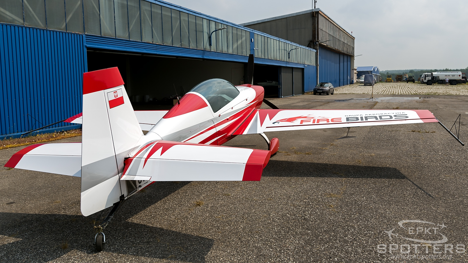 SP-TLA - Extra 330 LC (Private) / Muchowiec - Katowice Poland [EPKM/]