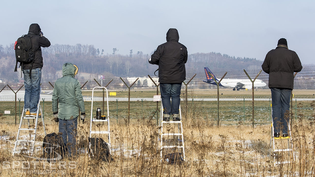 Balice Poland  city photos gallery : ... Airport Spotting Location / Balice Krakow Poland [EPKK/KRK