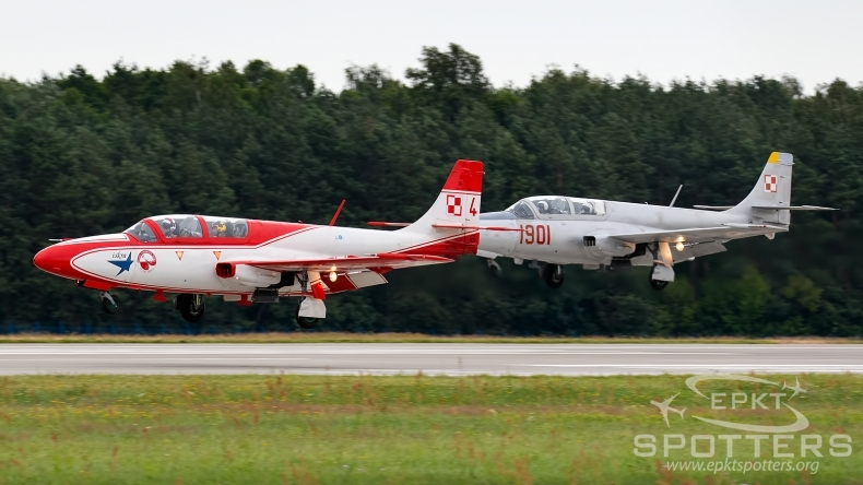 1708/4 - PZL-Mielec TS-11 Iskra MR (Poland - Air Force) / Deblin - Deblin Poland [EPDE/]