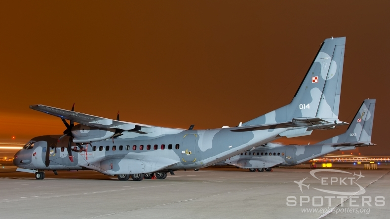 014 - CASA C-295 M (Poland - Air Force) / Balice - Krakow Poland [EPKK/KRK]