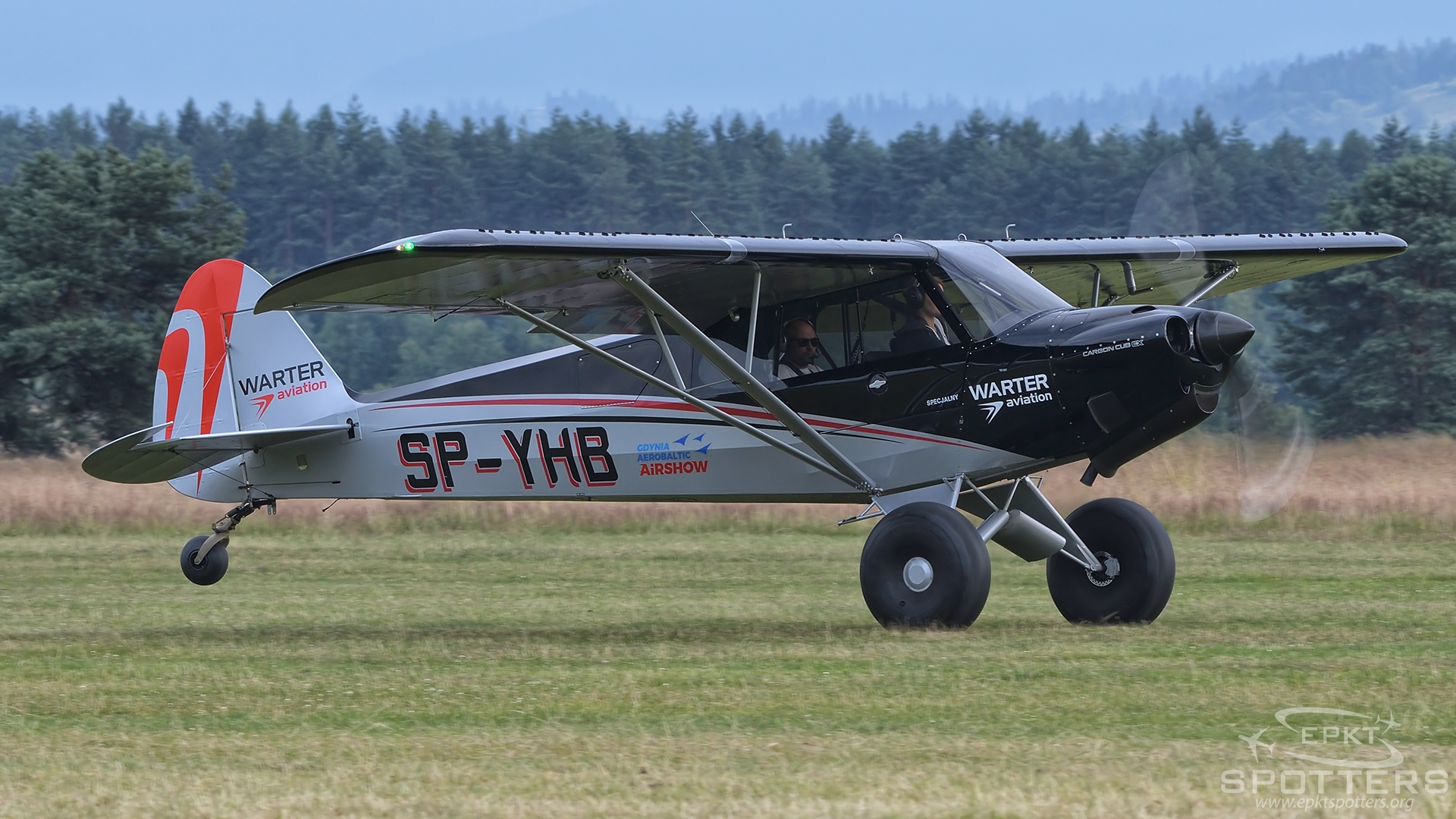 SP-YHB - CubCrafters Carbon Cub  (Private) / Nowy Targ - Nowy Targ Poland [EPNT/]