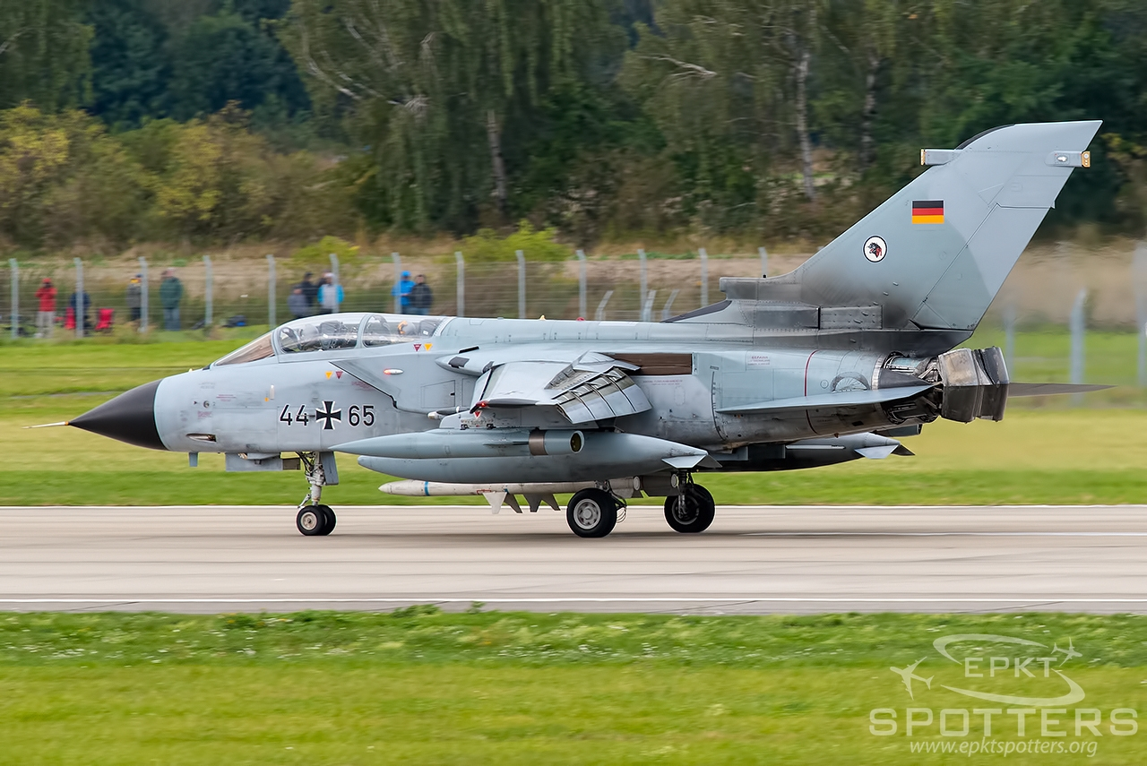 44+65 - Panavia Tornado IDS (Germany - Air Force) / Leos Janacek Airport - Ostrava Czech Republic [LKMT/OSR]