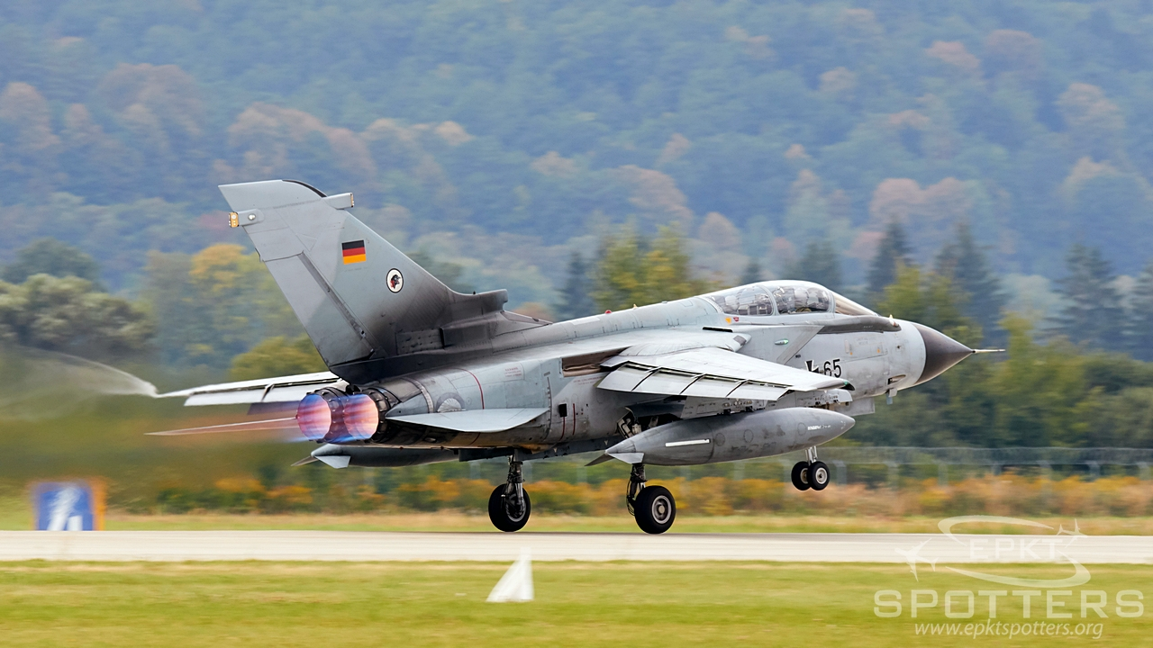 44+65 - Panavia Tornado IDS (Germany - Air Force) / Sliac - Sliac Slovakia [LZSL/SLD]