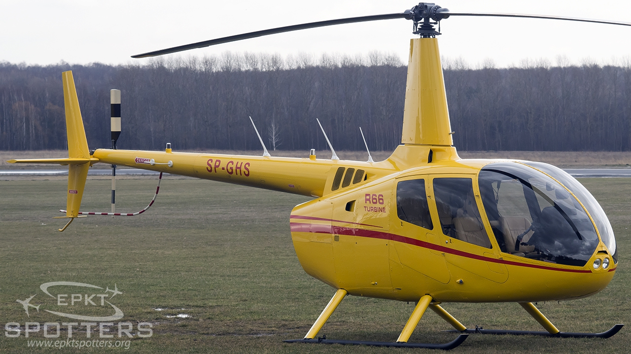 SP-GHS - Robinson R44 Raven II (Private) / Muchowiec - Katowice Poland [EPKM/]