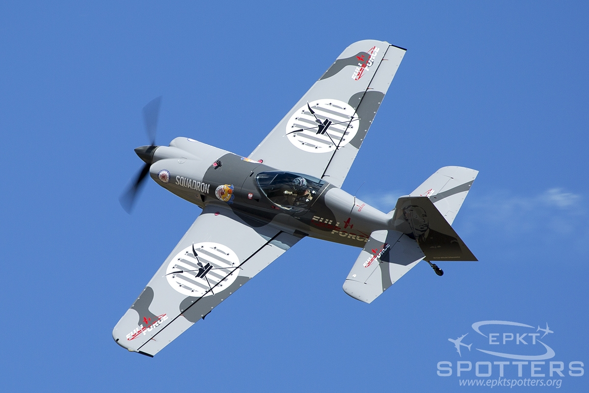 SP-EED - XtremeAir XA-41 (Sbach 300)  (Private) / Swidwin - Shapaja Poland [EPSN/]