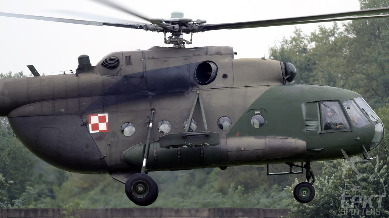 605 - Mil Mi-17 Hip (Poland - Army) / Other location - Gliwice - Poligon  Poland [/]