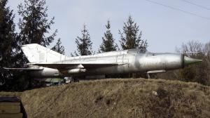 7012/Mikoyan Gurevich/MiG-21PFM/Poland - Air Force/Other location/Rudziczka/Poland//
