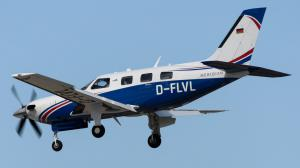 D-FLVL/Piper/PA-46-500TPMeridian/Private/Pyrzowice/Katowice/Poland/EPKT/KTW