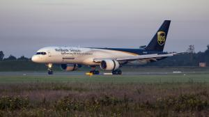N431UP/Boeing/757-24A(PF)/United Parcel Service (UPS)/Pyrzowice/Katowice/Poland/EPKT/KTW