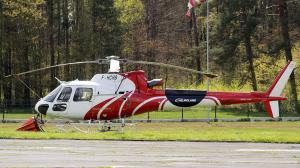 F-HCHB/Airbus Helicopters/H125/Helipoland/Other location/Brynek/Poland//