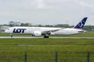 SP-LSE/Boeing/787-9 Dreamliner/LOT Polish Airlines/Chopin / Okecie/Warsaw/Poland/EPWA/WAW