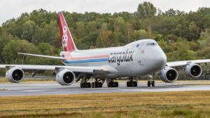 LX-VCL/Boeing/747-8R7F/Cargolux Airlines International/Luxembourg-findel International Airport/Luxembourg/Luxembourg/ELLX/LUX