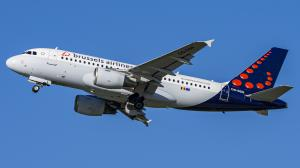 OO-SSH/Airbus/A319-112/Brussels Airlines/Balice/Krakow/Poland/EPKK/KRK
